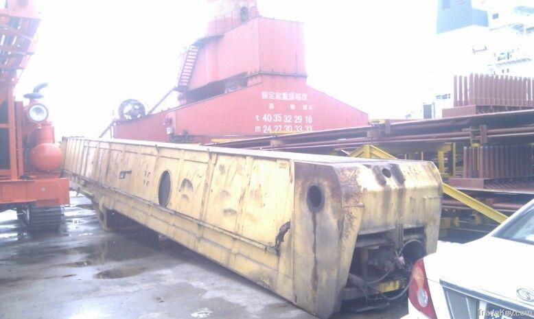Grove truck crane TM2500