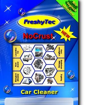 NoCrust Car Cleaner