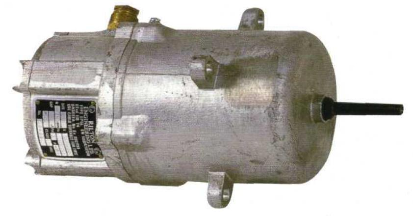 A type EP5L Motor