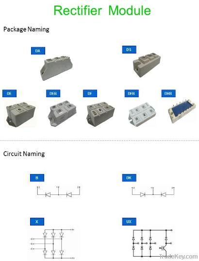 Rectifier Modules