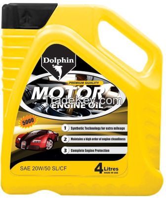 Dolphin Motor Engine Oil