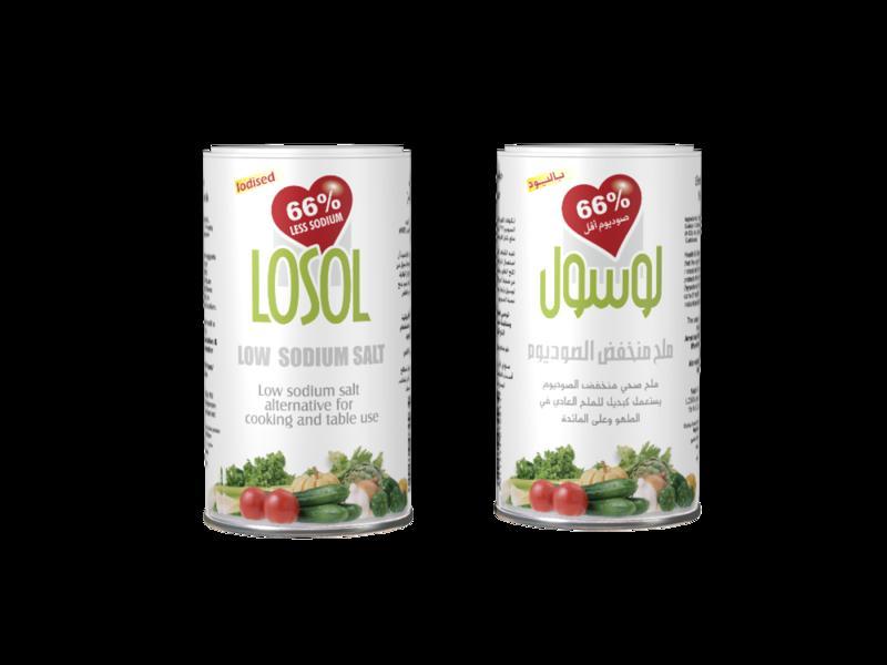 LOSOL , Health Low Sodium Salt