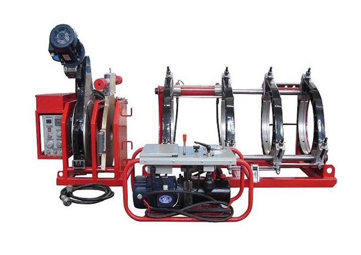 HDPE Pipe Welding Machine (YAH450)