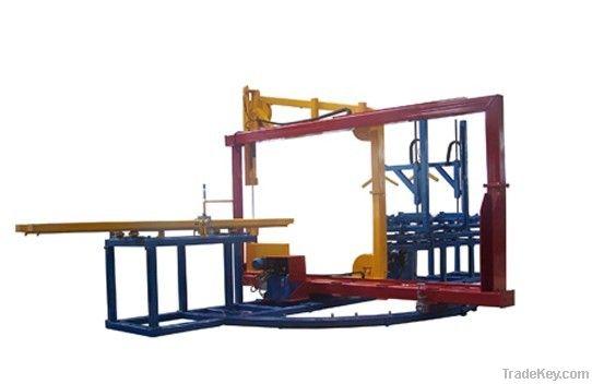 HDPE Pipe Cutting Machine