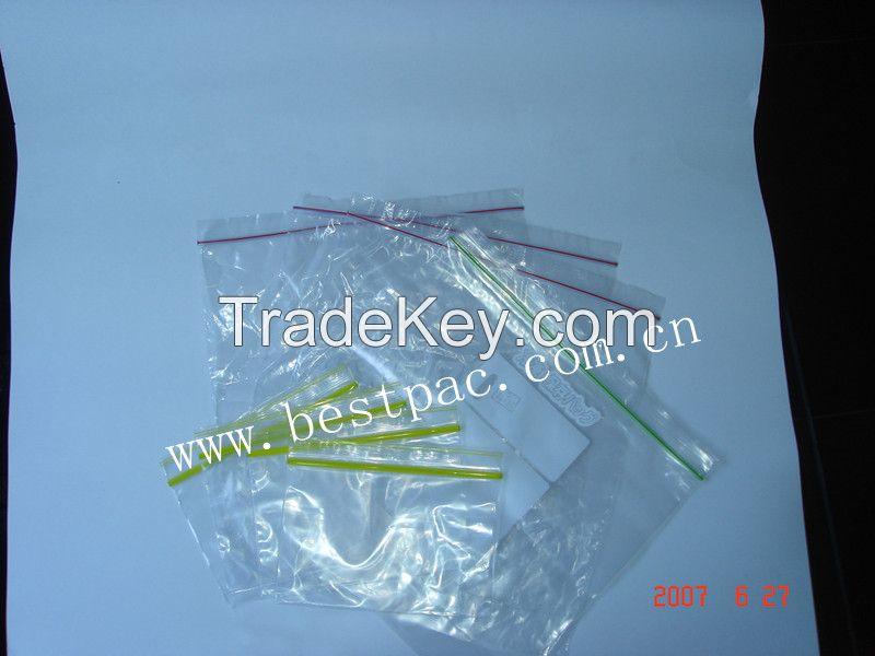 Zipper bag LDPE