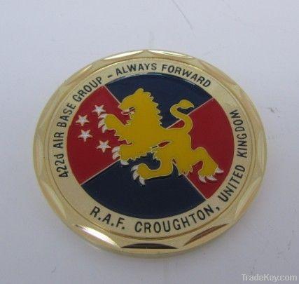 Exquisite Challenge Coin