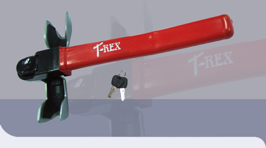 T-REX CM830C Steering wheel lock