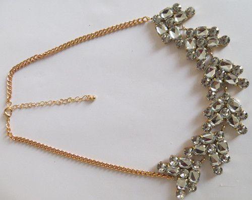shiny stones necklaces