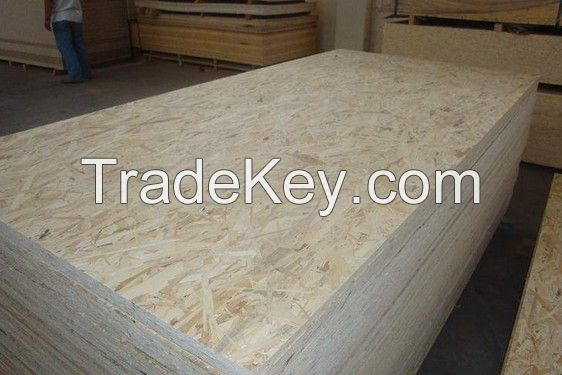 High Quality OSB(Oriented Strand Boards) For Furniture And Packing