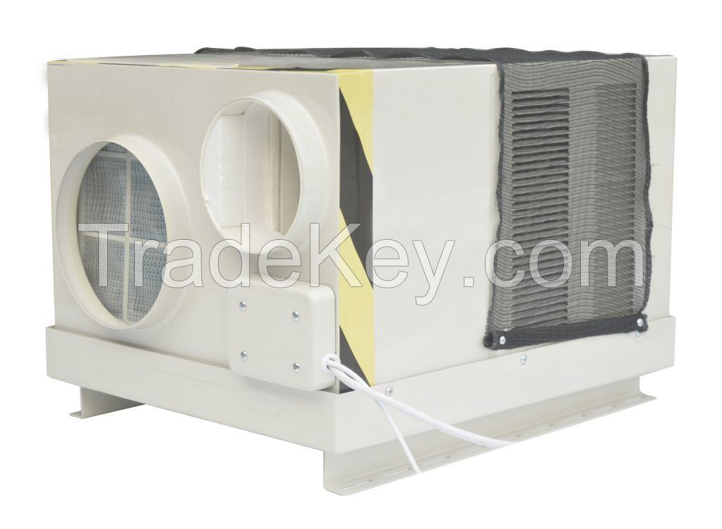 lift car air conditioner
