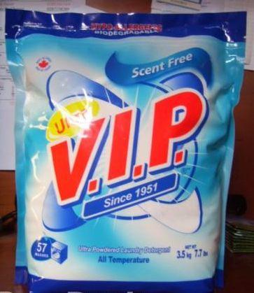 VIP Laundry Powder