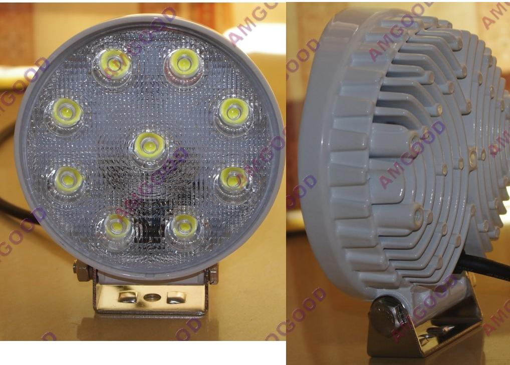 27w Pencil  LED work light in White color