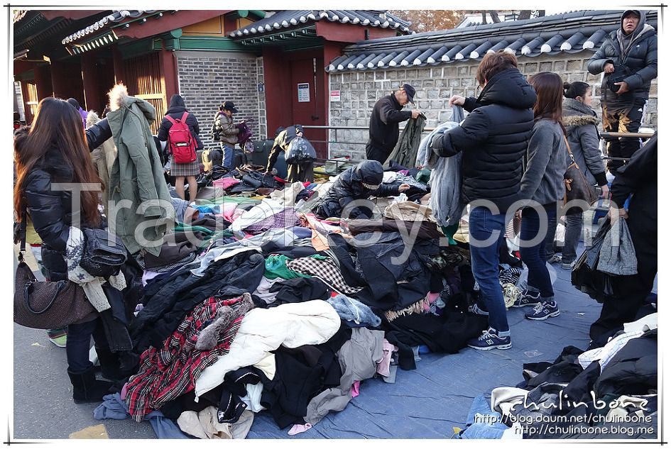 Korean Japanese second hand clothes with low price