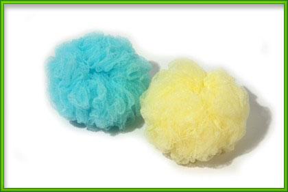 Mesh Bath Sponge
