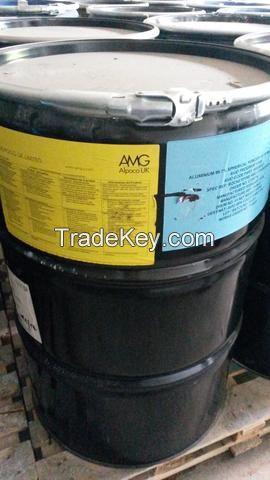 Aluminium powder, spherical, stocklot 30 MT