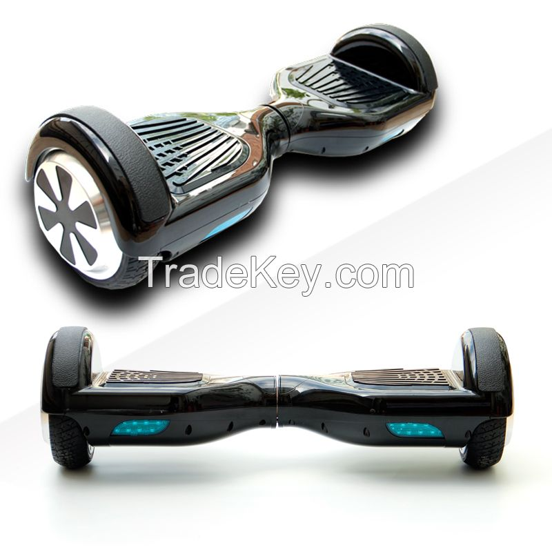 2015 fashionest electric scooter  hoverboard self-balancing scooter hotsell two wheel