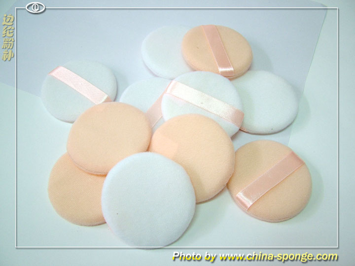 Cosmetic Sponge, Latex Sponge