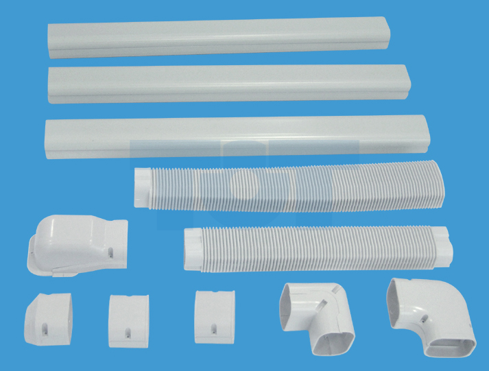 Air conditioner channel(PVC)