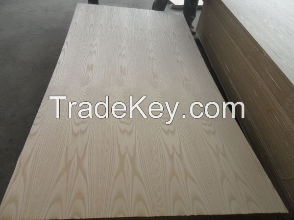 Red Oak Fancy Plywood for Decoration
