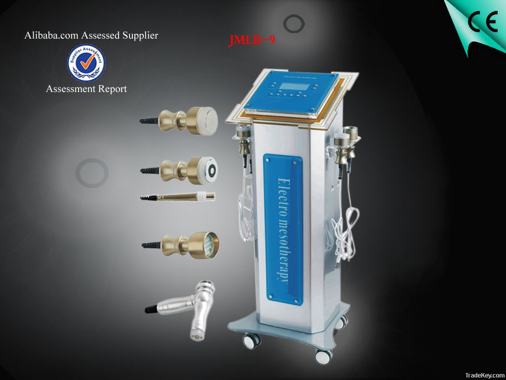 new needle-free mesotherapy machine