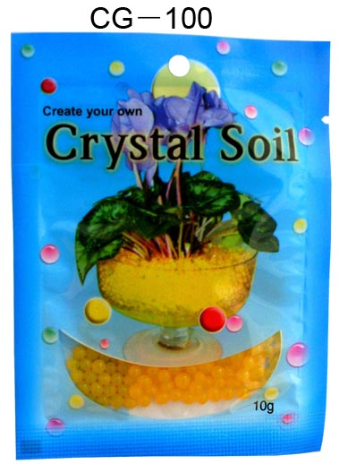 crystal soil