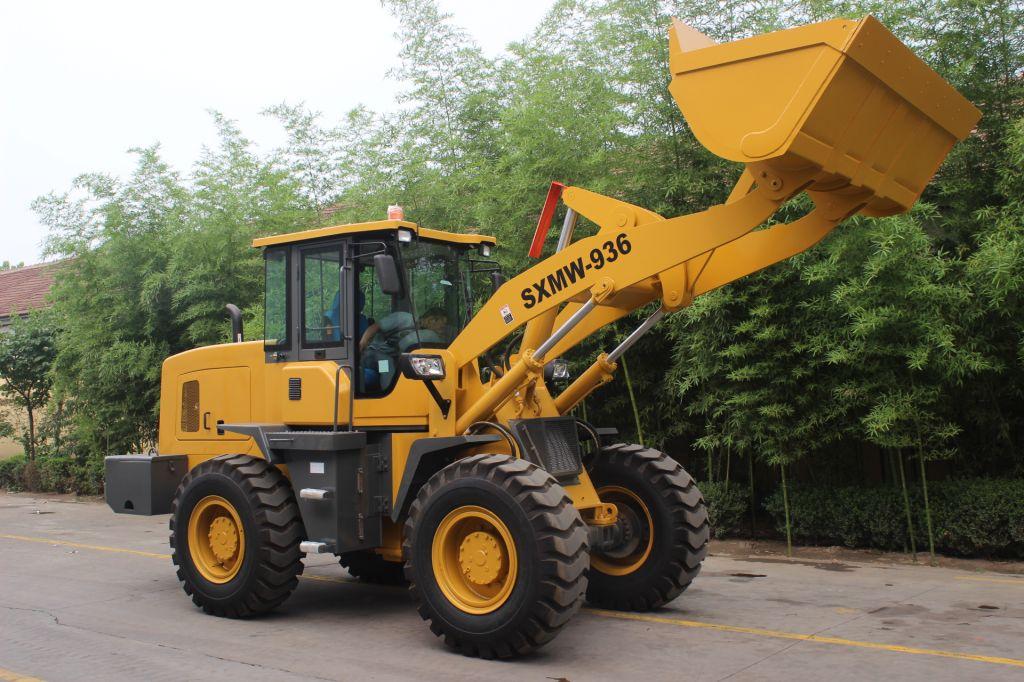 front loader--for Shovel loader SXMW936