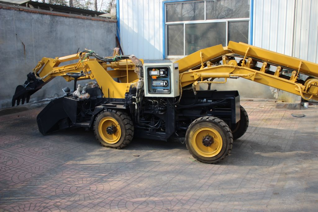 wheel SXMW 60 mucking loader Hydraulic haggloader