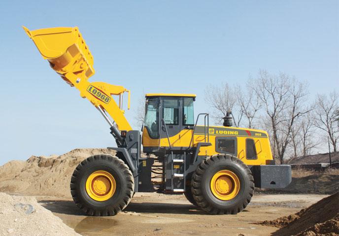 wheel loader for load cap 6000kg SXMW 968