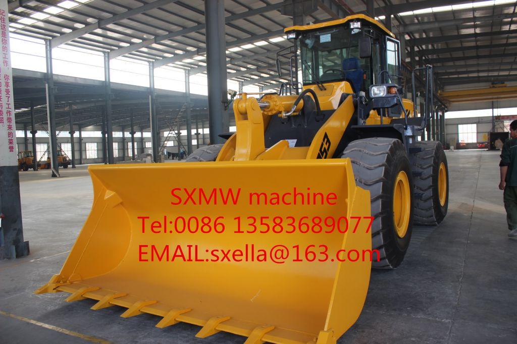 953 SXMW wheel loader cap 5000kg