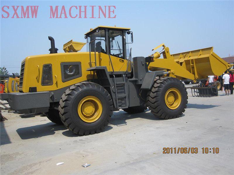 SXMW 956 wheel loader cap 5000kg