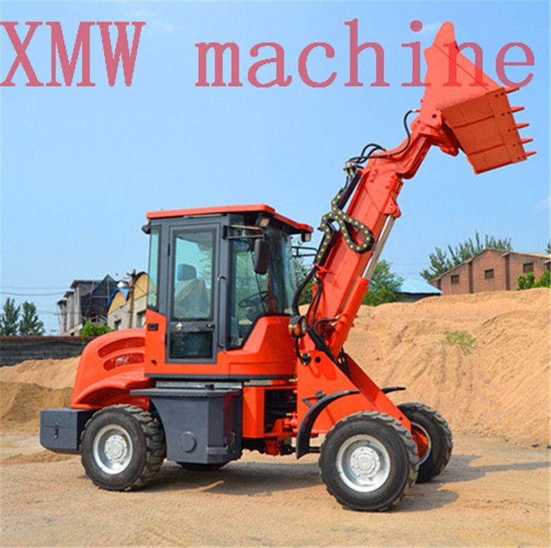 SXMW machine telescopic boom loader
