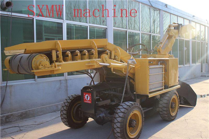 High quality SXMW machine underground mining machine Cinder machine