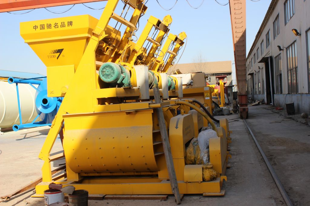 HZS SXMW concrete batching plant or concrete mixing station or Cement Mixing Plant
