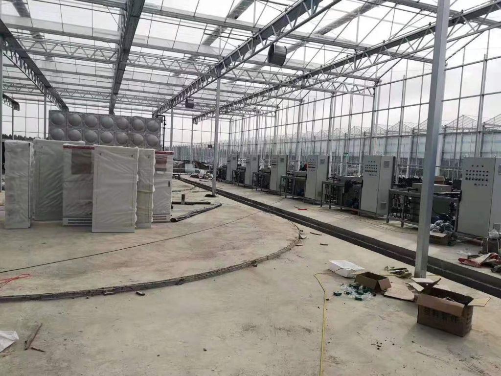 hot sale middle east market SXMW greenhouses for sale