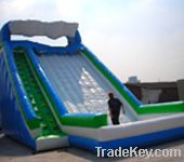 Inflatable Slide for Multi person