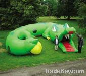 Inflatable Tunnel