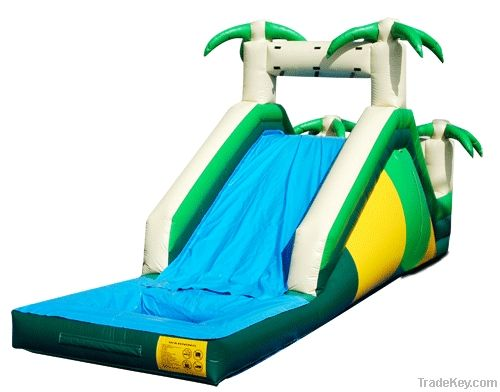Long water slide 2013