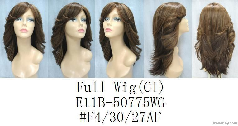 Hair Wig - High Heat Full Wig  (Long Style)