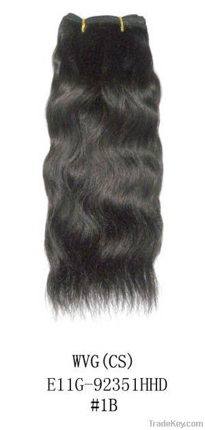 Basic Human Hair Weaving