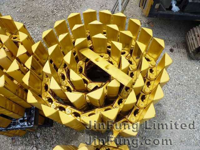 Steel Track for Excavator and Bulldozer