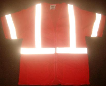 cor-brite hi-vis safety vest  class3