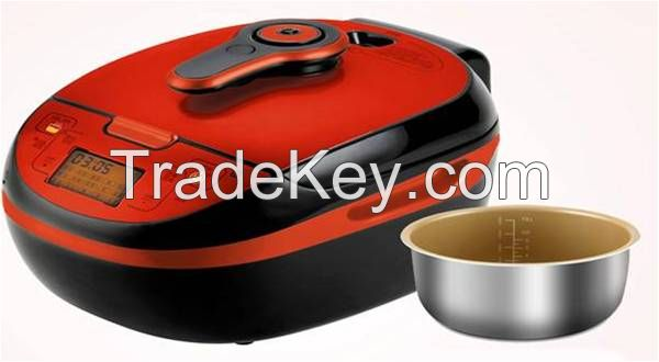 Induction heating pressure cooker