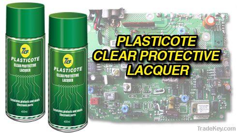 PLASTICOTE CLEAR PROTECTIVE LACQUER