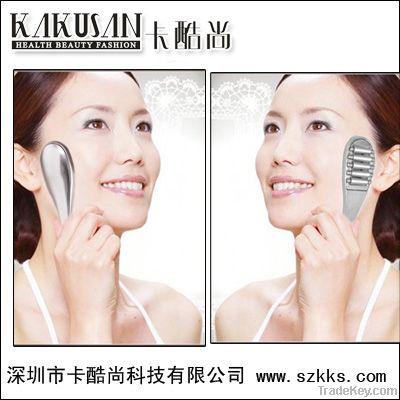 spoon shaped beauty roller massager