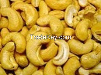 Cashew Nut Kernels WW210, WW240, WW320