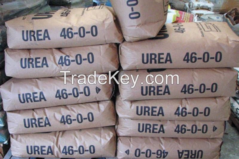 Urea n46 Fertilizer Urea N46% Prilled Granular