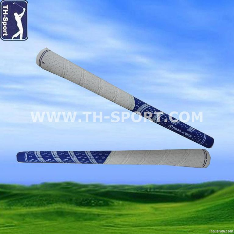 OEM Double Color Rubber Golf Grips