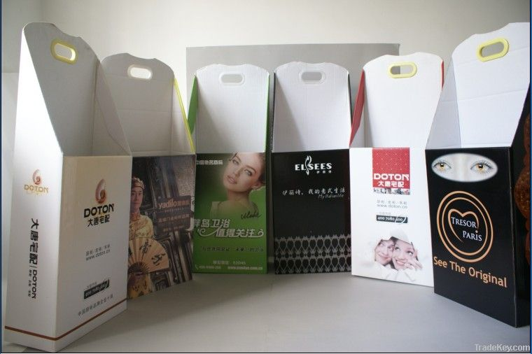 Promotional Paper Trolley