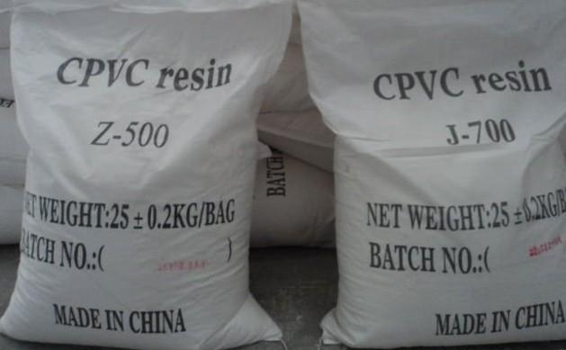Chlorinated Polyvinyl Chloride Resin (CPVC)
