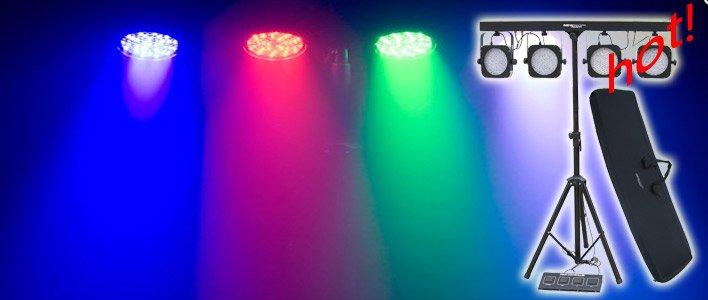 Mini LED PAR Lights